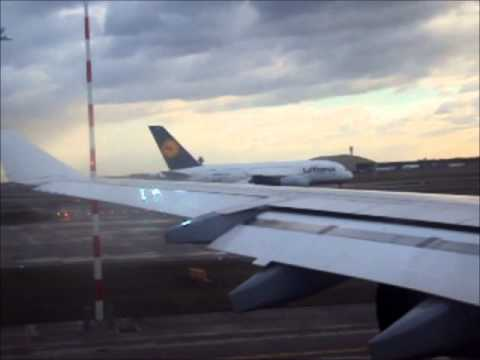 Flight London Caracas with lufthansa Airbus A321 and Airbus A340-300