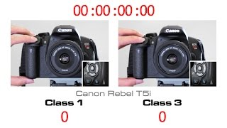 UHS-I Class 1 Vs. Class 3: What's The Difference?
