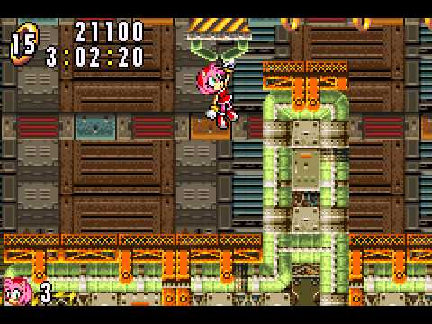 Sonic Advance - Vizzed.com Play - User video