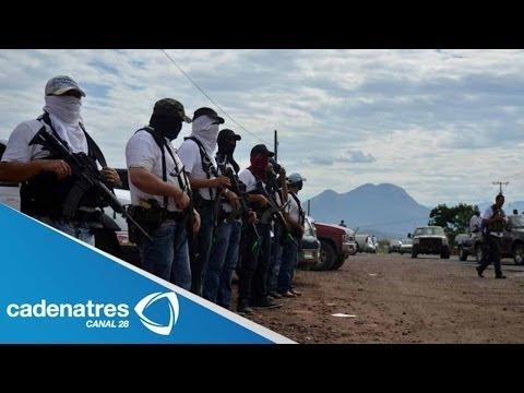 ¿Qué ha pasado con los 155 falsos autodefensas detenidos en Michoacán?
