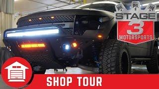 Rigid Industries F150 & Raptor Lighting Options From Stage