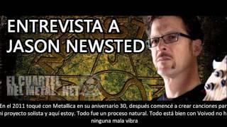 NEWSTED entrevista Elcuarteldelmetal.net (Parte 2)