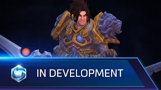 Heroes of the Storm - Varian Trailer
