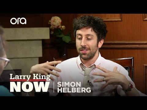 Simon Helberg on