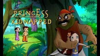 Chhota Bheem Kidnapping Princess