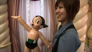 Astro Boy / The Osamu Tezuka Manga Museum In Japan