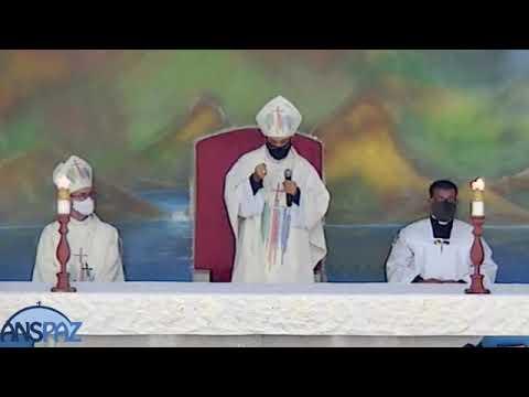 Santa Missa | 19.04.2021 | Segunda-feira | Bispo Dom Gorgônio Alves da Encarnação Neto | ANSPAZ