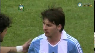 Argentina 4 Vs Brasil 3 Amistoso 9 De Junio De 2012 HD FULL