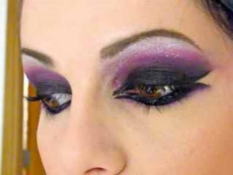 Arabic Inspired : maquillage libanais