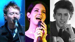 Radiohead's 'Creep' vs. Lana Del Rey's 'Get Free' vs. The Hollies' 'The Air That I Breathe'