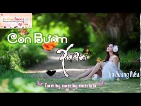Nhạc chuông hot nhất - Con Bướm Xuân - Hồ Quang Hiếu
