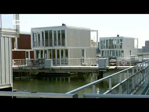 Floating Homes | euromaxx