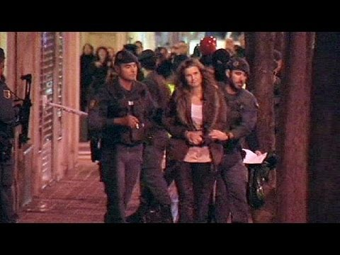 Spanish police launch ETA raids across the Basque Country