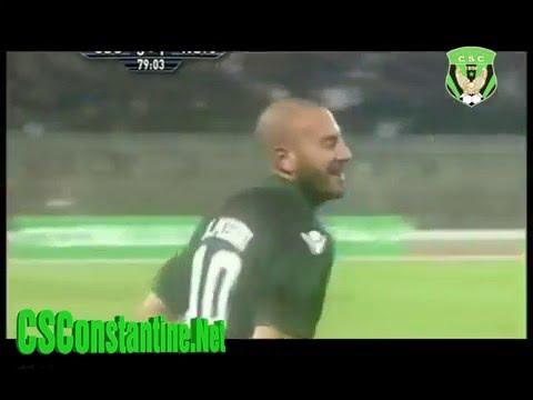 CAF 2016: CSC 4 - NUFC 1 : Le but de Mourad Meghni