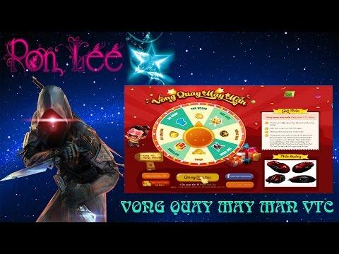Pon Lee : ☆ Vòng Quay May Mắn VTC Game  ☆