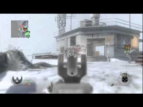 Call of Duty: Black Ops - 8 Man Kill Feed!
