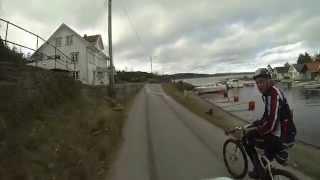 Søndagstur med Team Paulen no på Flekkerøy 16 03 2014