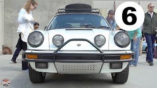 Muscle Garage vs Cali EP 6 (Luftgekuhlt - фестиваль Porsche). Музей ретро автомобилей СПБ.