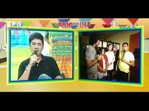 Eat Bulaga Juan for All All for Juan 07-09-12