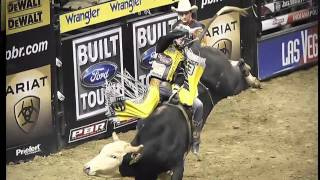 PBR Professional Bull Riders 2011 Indianapolis