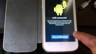 How To Connect Android Mobile Device To Windows 7 PC With