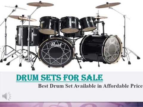 Drum Sets for Sale :  Easy Way to Find Perfect Drum Set
