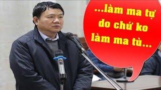 Toàn văn bài tự bào chữa của Đinh La Thăng khiến ai cũng rớt nước mắt - News Tube