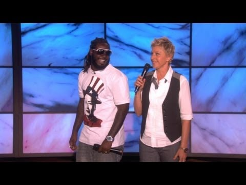 Memorable Moments: Ellen's Autotune Monologue