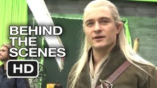 The Hobbit: The Desolation Of Smaug Production Blog #11