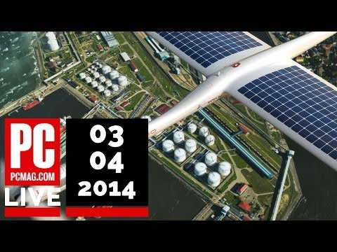 PCMag Live 03/04/14: Intel Buys Basis & Facebook Drones?