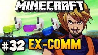 COLORED SCOUTERS - Minecraft: Ex-Comm Dragon Ball Z Mod w/Nova, SSoHPKC & Slyfox Ep.32