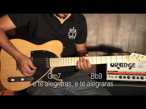 Guitarra - Nivea Soares - GLORIA E HONRA
