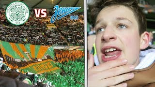 CELTIC vs ZENIT *VLOG* - The Ultras Do The Poznan + Meeting Rigoni
