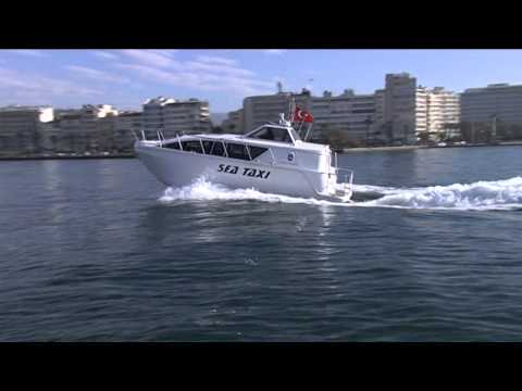 Commercial Boats Express 35-Sea Taxi