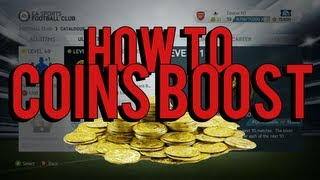 FIFA 14 Ultimate Team How To Get Match Coin Boosts