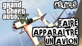 GTA 5 Code : Faire Apparaitre Un Avion De Voltige