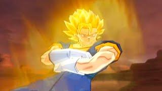 Dragon Ball Z Budokai Tenkaichi 3 Story Mode Super