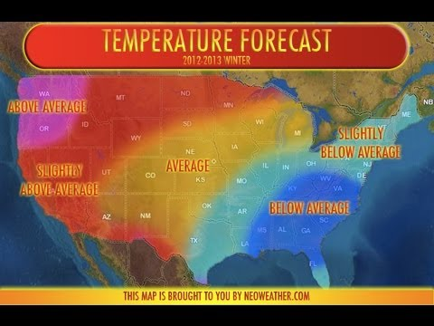 2013-2014 Winter Forecast and Predictions - YouTube