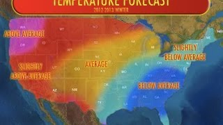 2013-2014 Winter Forecast And Predictions