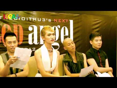 Thegioithu3's Next Top Angel 2012 - tap 1 FULL - Casting