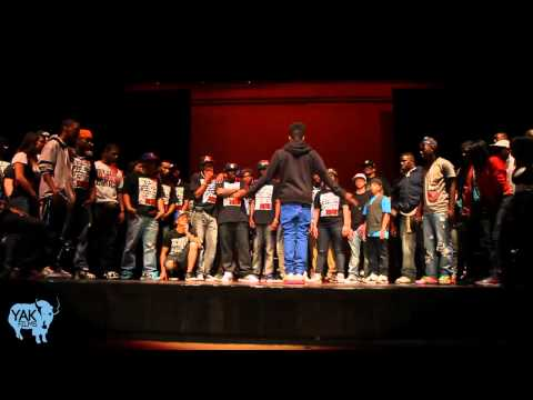 TIGHT EYES vs RETRO Round 1 KRUMPING vs TURFING DANCE BATTLE  YAK FILMS -obKSjmyFd7g