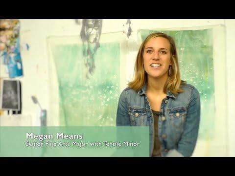 Student Interview // Megan Means