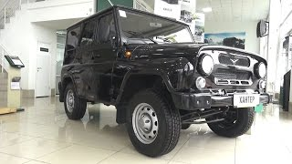 2017 UAZ Hunter. Start Up, Engine, and In Depth Tour.. MegaRetr