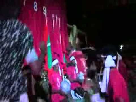 miladhoo kuriaruvan..(dance) local council 2014 miladhoo ppm campaign.