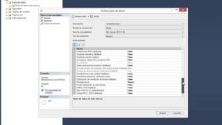 Crear Una Base De Datos Con SQL Server 2012