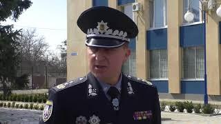 Перший заступник Голови Національної поліції України про ХНУВС