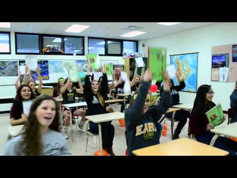 EOM Yearbook 2013-2014 Lip Dub