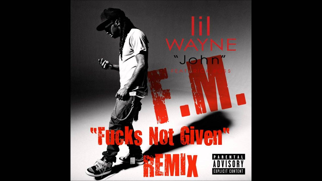 Lil Wayne John
