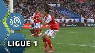 Goal Aissa MANDI (89' csc) - Paris Saint-Germain-Stade de Reims (3-0) - 05/04/14 - (PSG-SdR)