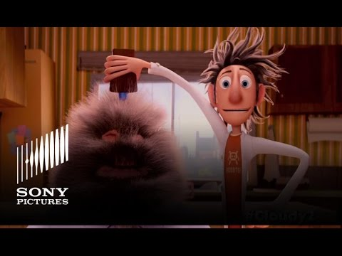 Cloudy with a Chance of Meatballs 2 INVENTIONS